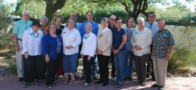 2013-2014 Guild Board Members
