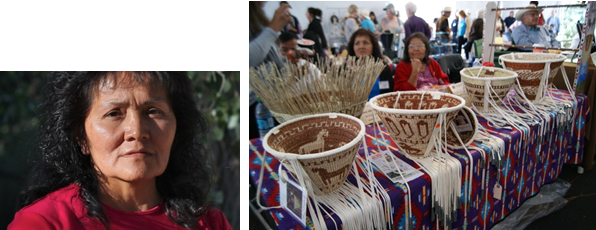 Mary_Jane_Dudley_-_basketry_demo