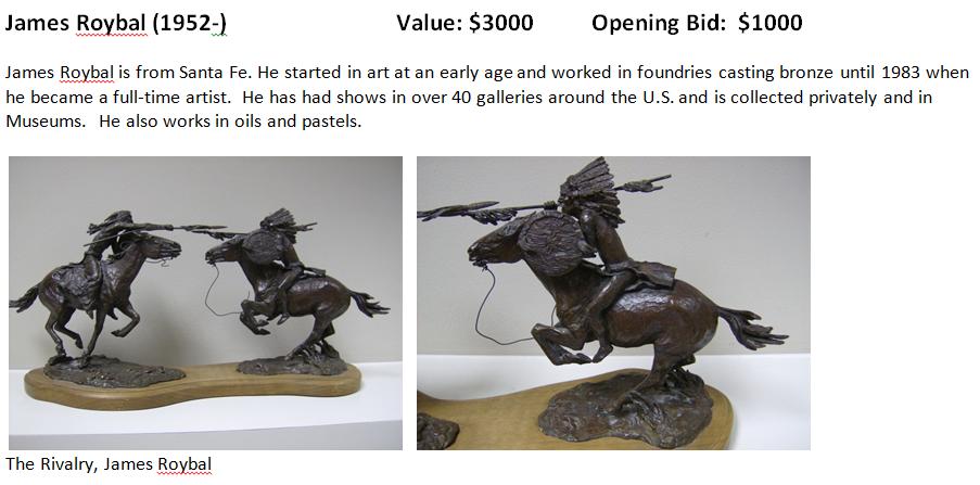 Silent_Auction_-_James_Roybal